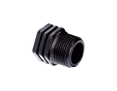 Заглушка резьбовая с наружной резьбой Н1/2 PN10 Poliext (06080010)