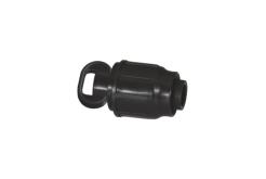 Заглушка с накидной гайкой 16 PN4 Poliext (04550010)