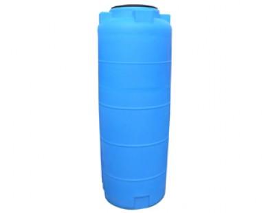 Емкость цилиндрическая вертикальная 780ВФК2, 780 л, цвет синий (АНИОН)
