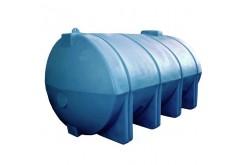 Емкость цилиндрическая горизонтальная МН11000ФК2, 11000 л, цвет синий (АНИОН)