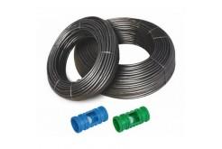 Пластиковая стяжка для капельного шланга Poliext (09390100)