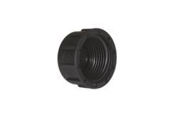 Заглушка резьбовая с внутренней резьбой В2 PN10 Poliext (06090060)