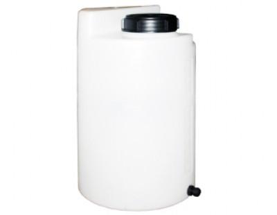 Емкость цилиндрическая вертикальная ДК100КЗ (Дозировочный контейнер), 100 л, цвет белый (АНИОН)