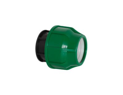 Заглушка компрессионная 40 PN10 Poliext (03050041)