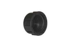 Заглушка резьбовая с внутренней резьбой В1 1/2 PN10 Poliext (06090050)