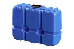 Емкость прямоугольная вертикальная R 2000, 2000 л, цвет синий (POLIMER GROUP)