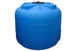 Емкость цилиндрическая вертикальная А_4500ВФК2, 4500 л, цвет синий (АНИОН)
