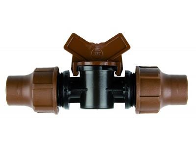 Кран капельной линии Rain Bird BF-92 17 мм
