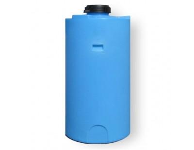 Емкость цилиндрическая вертикальная 220_1ЕК, 210 л, цвет синий (АНИОН)