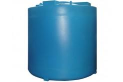 Емкость цилиндрическая вертикальная 8000ВФ560К2, 8000 л, цвет синий (АНИОН)