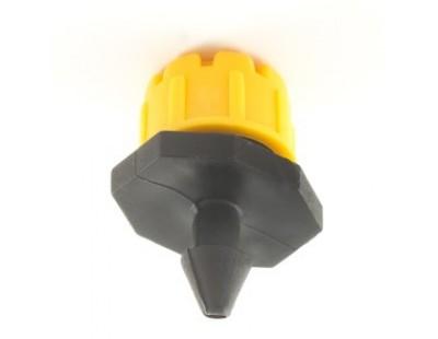 Капельница регулируемая 0-40 л/ч Plast Project (1120.0400)