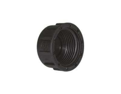 Заглушка резьбовая с внутренней резьбой В1/2 PN10 Poliext (06090010 )