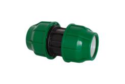Муфта компрессионная соединительная 25*25 PN10 Poliext (03030021)