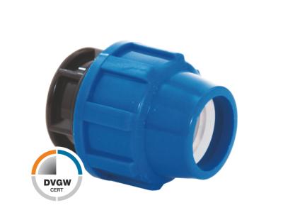Заглушка компрессионная 20 PN16 Poliext (02070010)