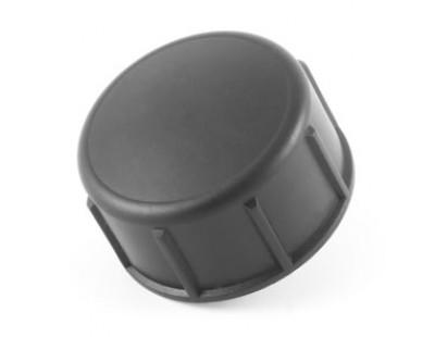 Заглушка резьбовая с внутренней резьбой В1/2 PN10 Plast Project (7920.000C)
