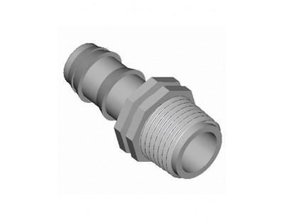 Муфта со штуцером 16*Н1/2 Plast Project (2914.016C)