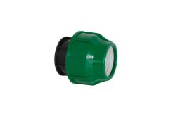 Заглушка компрессионная 63 PN10 Poliext (03050061)