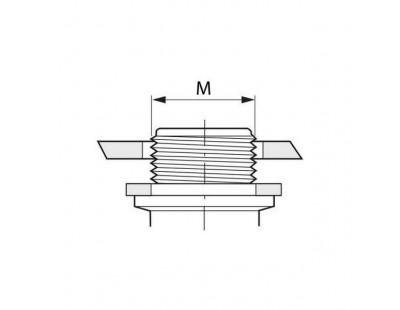 Кольцо резиновое 4*59*86 мм  G40007 (АНИОН)