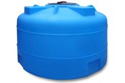 Емкость цилиндрическая вертикальная А_2002ВФК2, 2000 л, цвет синий (АНИОН)