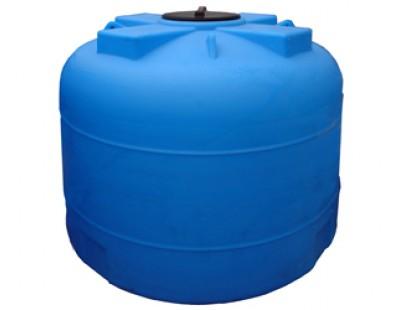 Емкость цилиндрическая вертикальная 4500ВФК2, 4500 л, цвет синий (АНИОН)